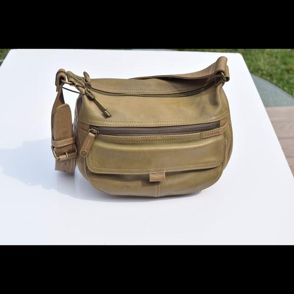 Fossil Handbags - Fossil leather shoulder bag